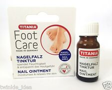 TITANIA Nail ointment for ingrown toenails 10 ml - GERMANY