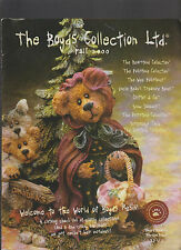 Boyds Collection Ltd Fall 2000 Catalog Bearstone Folkstone Snow Doodles