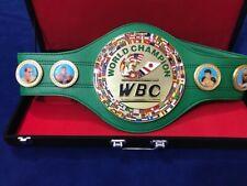 Wbc World Championship Belt