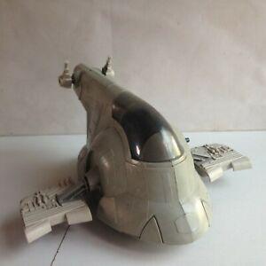 SLAVE 1 ONE BOBA FETT'S SPACESHIP VEHICLE STAR WARS 1981 vintage KENNER PALITOY