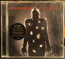 CD Ozzy Osbourne - Ozzmosis 1CD