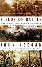 Fields of Battle: The Wars for North America-ExLibrary