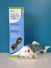 AQUASCAPE #75002 POND AIR AIRLINE TUBING 25' for Aerators or air pumps