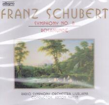 Schubert - Symphony No. 8 + Rosamunde - CD