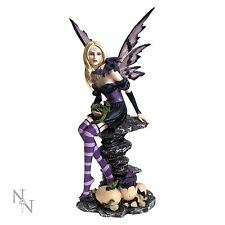 More details for amethyst fairy and dragon hatchlings 25cm high faerie nemesis now