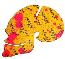ALVA -  '80s Skateboard Finger Grip - Skull / Rip Grip style - Deck Sticker NOS