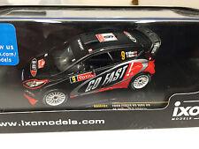 FORD FIESTA RS WRC #9 WILSON Monte Carlo 2012 IXO RALLY 1:43 DIECAST-CAR- RAM492