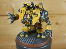 FORGEWORLD STUDIO PAINTED DREADNOUGHT IMPERIAL FISTS (L)