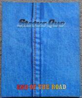 Status Quo - End Of The Road European Tour 1984 tour programme