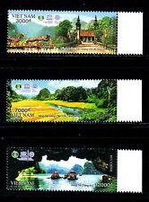 N.1053-Vietnam-Trang An-Natural Heritage world- UNESCO-