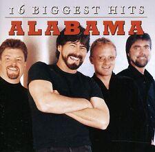 Alabama - 16 Biggest Hits [New CD]