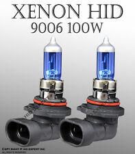 JDM 9006 HB4 12V 100W Halogen Headlight Light Bulbs 5000K Super White Low Beam