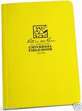 """Rite in the Rain All-Weather 5""""X7"""" Universal #374 Field Notebook"""