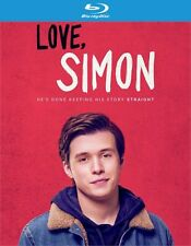 Love, Simon (Blu-ray Disc ONLY, 2018)