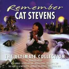 CAT STEVENS - The Ultimate Collection (Best Of / Greatest Hits) - CD - NEU/OVP