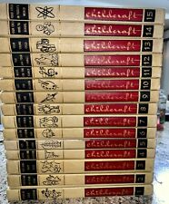 Vintage Childcraft Children's Encyclopedia Library 1961 Complete 15 Volume Set