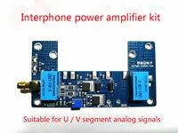RF VHF/UHF Power Amplifier Verstärker HF Leistungs-Verstärker Für Mitsubishi RA