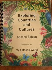 My fathers world exploring countries and cultures
