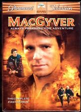 MacGyver: The Complete First Season (Dvd, 2005, 6-Disc Set) - New