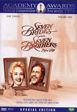 Seven Brides For Seven Brothers (1954 Jane Powel) DVD NEW