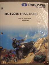2005  Polaris Trail Boss Service Manual #9919486
