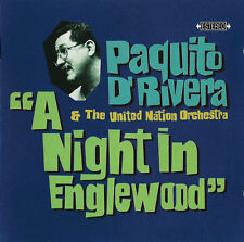 Paquito D'Rivera & The United Nation Orchestra ‎– A Night In Englewood