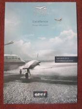 6/2011 DOCUMENT GECI REIMS AVIATION AVION F406 AIRCRAFT FLUGZEUG SURVEILLANCE