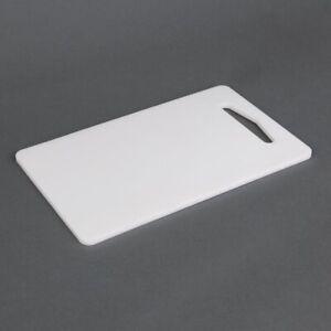 White Chopping board