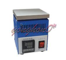 Hot Plate Preheating Station BGA Rework Station Reballing Preheater 220V NEW