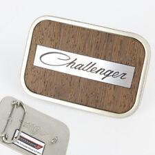 Mopar Dodge Challenger Logo Rockabilly Retro Belt Buckle Gürtel Gürtelschnalle