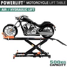 Big Bike Lift Motorcycle Air/hydraulic Lifter 2.2m Table Motorbike Jack Hoist