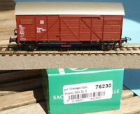 Sachsenmode 76230 Güterwagen Gmhs der DRG Ep.2 sehr gut in OVP, für H0,Fehler