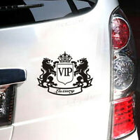 1x VIP The Lion Funny Cartoon Car Auto Sticker Window Stickers Vinyl Decal Top