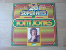 TOM JONES 1976 ALBUM 33T DISQUE VINYL