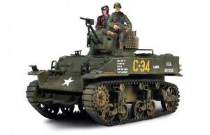 Forces Of Valor - 1:32 US M5A1 Stuart Tank (Normandy 1944) #81204