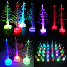 Xmas Christmas Tree Color Changing LED Light Lamp Home Party Decoration Ornament