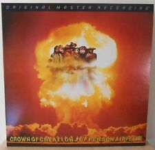 Jefferson Airplane Crown Of Creation Japan MFSL Mo-Fi Half Speed LP NM