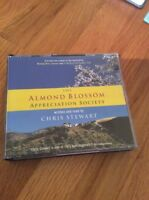 The Almond Blossom Appreciation Society written and read by Chris Stewart (CD)