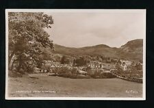 Scotland Perthshire ABERFOYLE from Kirkton c1920/30s? RP PPC by Valentine