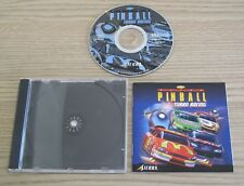 3-D Ultra Pinball Turbo Racing - PC-CD Rom Game