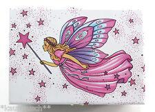 Spieldose Fee rosa Spieluhr Sterne Schmuckdose Box Schatulle Schmuckkasten Elfe
