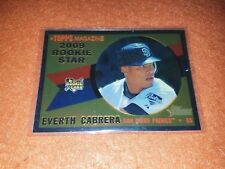 2009 Topps Heritage Chrome CHR200 Everth Cabrera 1241/1960 Padres ROOKIE