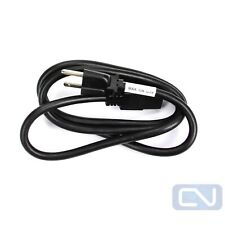 Lot of 50 Power Cord AC Cable 4 ft Monitor Printer 3 Prong US Plug Replacement