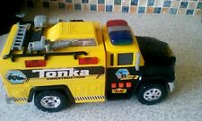 TONKA Construction Truck 2011 Hasbro Truck Lights Sounds Working #06987