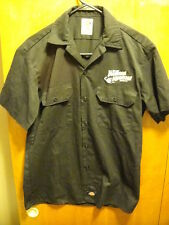 Figueroa Mountain Brewing California ~ Mens S ~ Dickies Beer Delivery Work Shirt
