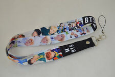 K-POP BTS  Bangtan Boys High Quality Photo Lanyard - USA Seller, same day ship