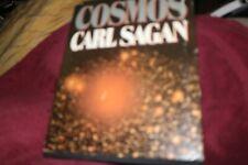 Cosmos Hardcover Book By Carl Sagan 1980