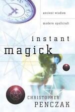 INSTANT MAGICK - PENCZAK, CHRISTOPHER - NEW PAPERBACK BOOK