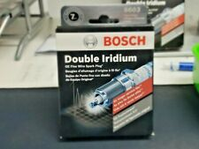 Set of 4 Bosch 9603 Doble Iridium Spark Plugs 100% GENUINE  FAST SAME DAY SHIP