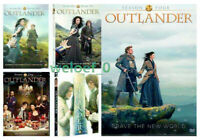 Outlander The Complete Series Season 1-4 ( DVD, 2019, 19-Disc Box Set ) 1 2 3 4